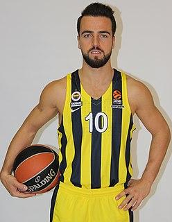 Melih Mahmutoğlu Turkish basketball player