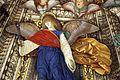 Melozzo da forlì, angeli coi simboli della passione e profeti, 1477 ca., tenaglie 02.jpg