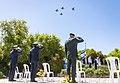 Memorial Day for fallen Air Force soldiers, April 2020. II.jpg