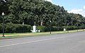 Memorial Drive - Arlington National Cemetery - two memorials - 2011.JPG