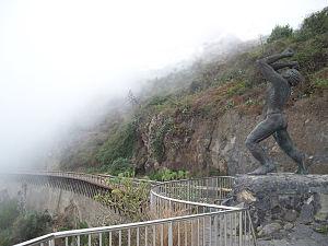 Bentor - Statue of Bentor on Tenerife