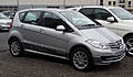 Mercedes-Benz A-Klasse E-CELL BlueEFFICIENCY (W 169, Facelift) – Frontansicht, 10. März 2012, Düsseldorf.jpg