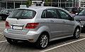 Mercedes-Benz B 180 (T 245, Facelift) – Heckansicht, 10. Juli 2011, Velbert.jpg
