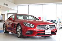 Mercedes-Benz SL550 (2016) by Japan specification.jpg