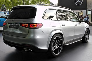 Mercedes-Benz X167 at IAA 2019 IMG 0650.jpg