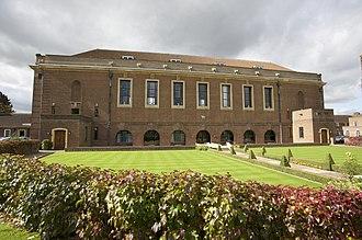 Merchant Taylors' School, Northwood - Merchant Taylors' School, Great Hall