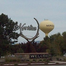 Image illustrative de l'article Meridian (Idaho)