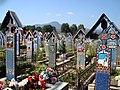Merry Cemetery, Sapanta, Maramures, Romania.jpg