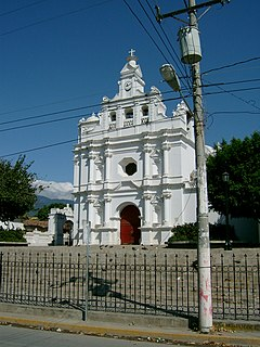 Metapán Municipality in Santa Ana, El Salvador