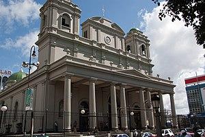 Metropolitan Cathedral of San José