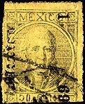 Mexico 1868 50c Sc55 used 69.jpg