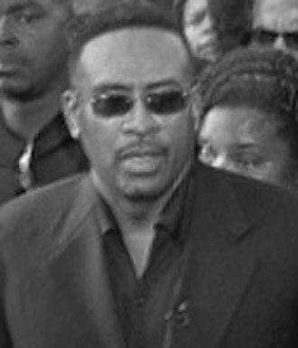 Michael Baisden - Baisden in 2007