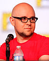 Michael Dante DiMartino at the 2012 San Diego Comic-Con International