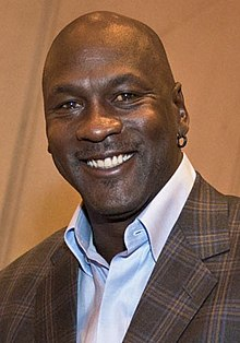 reputable site eaf7d b2376 Michael Jordan - Wikipedia