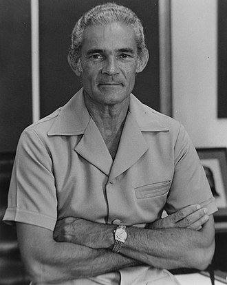 Prime Minister of Jamaica - Image: Michael Manley