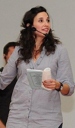 Michaela Watkins in 2010