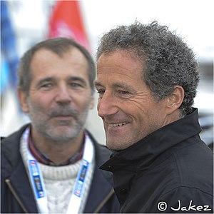 Michel Desjoyeaux - Michel Desjoyeaux in 2012.