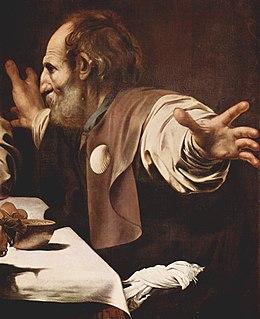 25 septembre : Saint Cléophas  260px-Michelangelo_Caravaggio_016