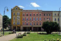 Mieroszów - Niepodległości square 01.jpg