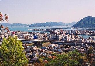 Hiroshima Prefecture - Mihara