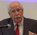 Mike Gravel at The Toronto Hearings on 9-11 (04).png