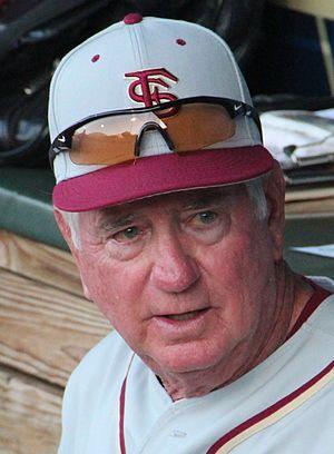 Mike Martin (baseball coach)