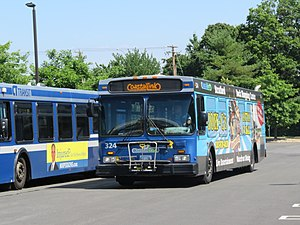 Milford Transit District - Image: Milford T 324