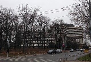 Military Medical Academy (Serbia) Hospital in Belgrade, Serbia