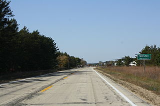 Millston (CDP), Wisconsin Census-designated place in Wisconsin, United States