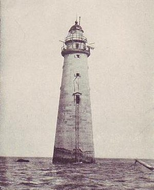 Scituate, Massachusetts - Image: Minot Ledge Light, Scituate, MA