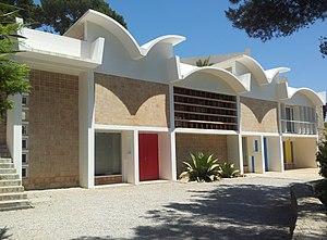 Fundació Pilar i Joan Miró in Mallorca - Miró's Studio Sert