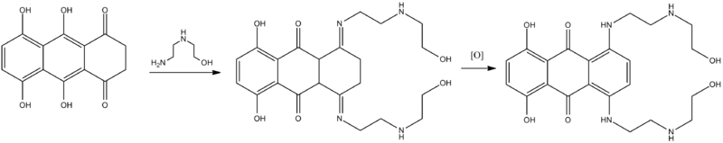Mitoxantrone syn.png