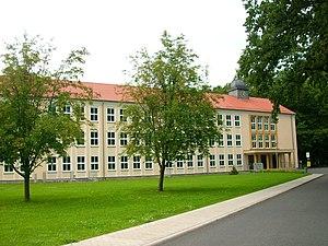 Lohsa - Image: Mittelschule Lohsa