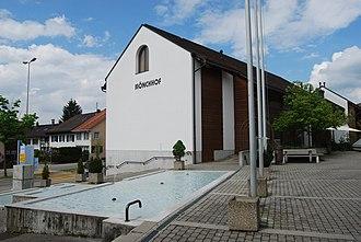 Mönchaltorf - Image: Moenchaltorf 125