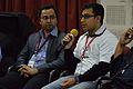 Mohammad Ibrahim Husain Meraj - Open Discussion - Collaboration among Bengali Language Wikipedians of Bangladesh and West Bengal - Bengali Wikipedia 10th Anniversary Celebration - Jadavpur University - Kolkata 2015-01-09 2995.JPG