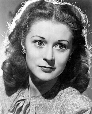 Moira Shearer - Moira Shearer in 1954