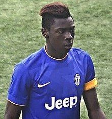 Moise Kean - 2015 - Juventus FC (youth team) (cropped).jpg