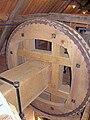 Molen Kilsdonkse molen, Dinther, oliemolen wentelasrondsel steenwiel (1).jpg