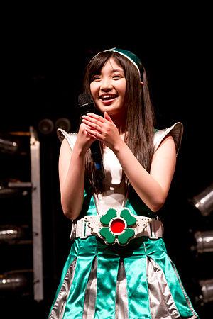 Momoka Ariyasu - Image: Momoka Ariyasu