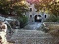 Monastère de Lluc, bas du chemin des Pujol des misteris.JPG