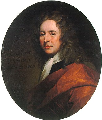 John Monro (surgeon) - Portrait of John Monro in 1715 by William Aikman