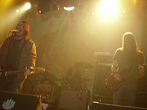 Monster Magnet - Monster Magnet live in Spain, 2008.