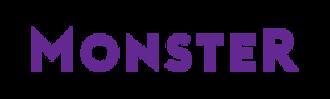 Monster.com - Image: Monster new logo july 2014