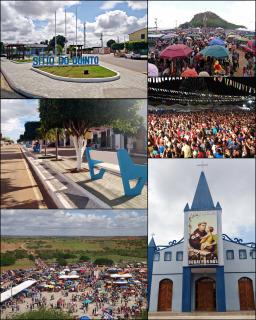 Sítio do Quinto Municipality in Nordeste, Brazil