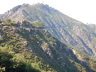 Monte Dinnammare - monte Dinnammare