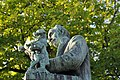 Monument à Emmanuel Frémiet by Henri Greber in Jardin des Plantes, Paris 003.jpg