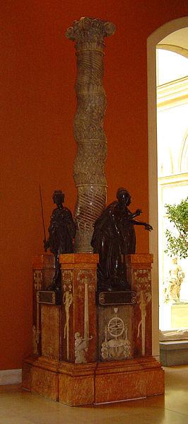 Les tombeaux princiers du couvent des Célestins, à Paris 266px-Monument_du_coeur_du_conn%C3%A9table_Anne_de_Montmorency