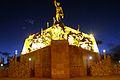 Monumento a los Héroes de la Independencia Argentina a humahuaca.JPG