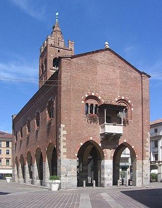 Arengario (Monza) - Image: Monza Arengario 2