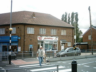 Fat Friends - Midgley's fish and chip shop in Moor Grange, Leeds featured as 'Big and Battered'